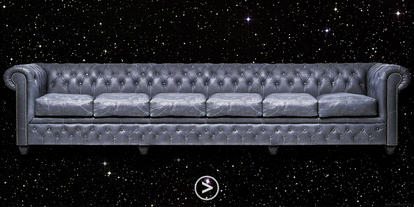 Chesterfield sofas, chairs & armchairs.